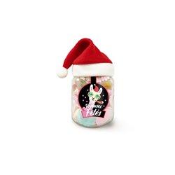 Popcorn sucrés dans une bouteille format XXL