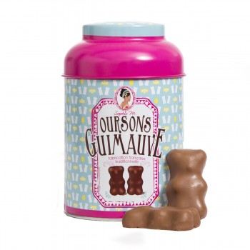 Oursons guimauve enrobés de chocolat