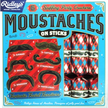 Crackers Ridleys's magic crackers