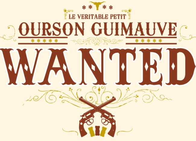 2013 - Ourson Guimauve WANTED